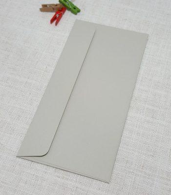 Grey DLE Envelopes Rectangle Flap My Envelopes Auckland NZ