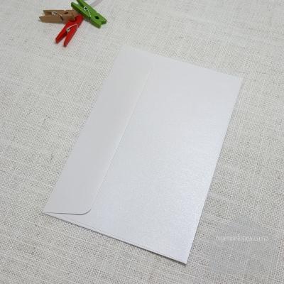Ice Gold Metallic 5x7 Envelope Rectangle Flap My Envelopes Auckland NZ