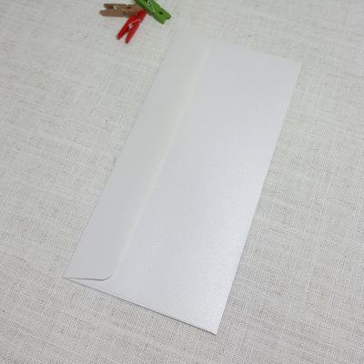 Ice Silver Metallic DLE Envelopes Rectangle Flap My Envelopes Auckland NZ