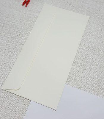 Munken Cream DLE Envelopes Rectangle Flap My Envelopes Auckland NZ