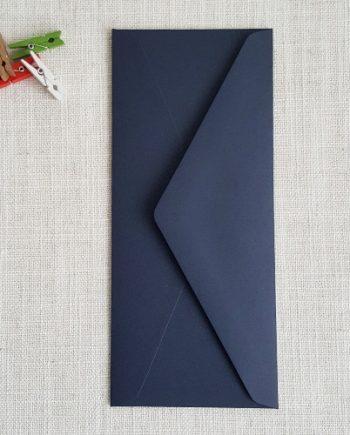 Matt Navy Blue No 10 Envelopes Diamond Flap My Envelopes Auckland NZ