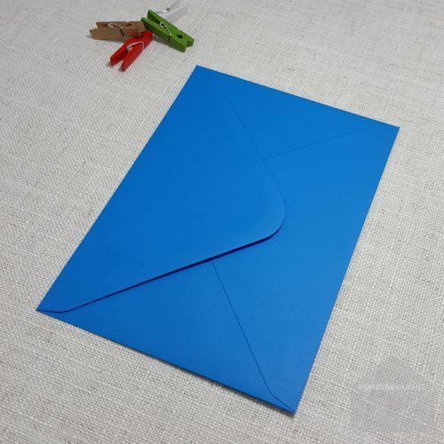 kingfisher blue 5x7 envelopes diamond flap my envelopes nz