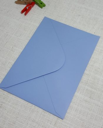 Marina Blue C6 Envelopes Diamond Flap My Envelopes Auckland NZ