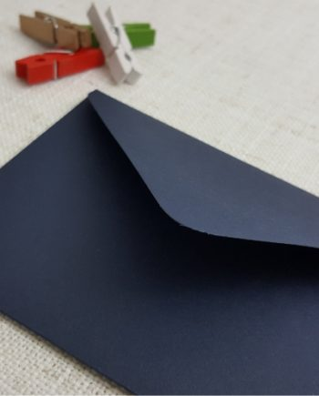 Navy Blue 5x7 Envelopes Diamond Flap Diamond Flap My Envelopes Auckland NZ
