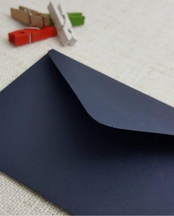 Navy Blue 5x7 Envelopes Diamond Flap Diamond Flap My Envelopes Auckland NZ