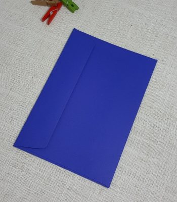 Ultra Violet C6 Envelopes Rectangle Flap My Envelopes Auckland NZ