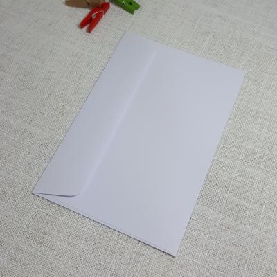 White C6 Envelopes Rectangle Flap My Envelopes Auckland NZ