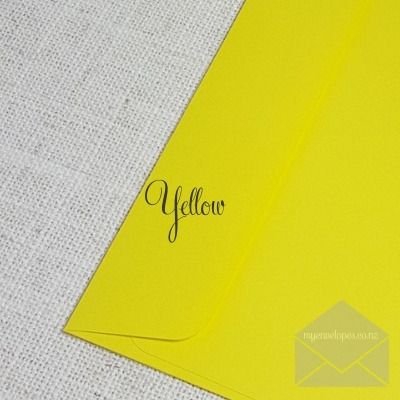yellow envelopes dle rectangle flap my envelopes nz